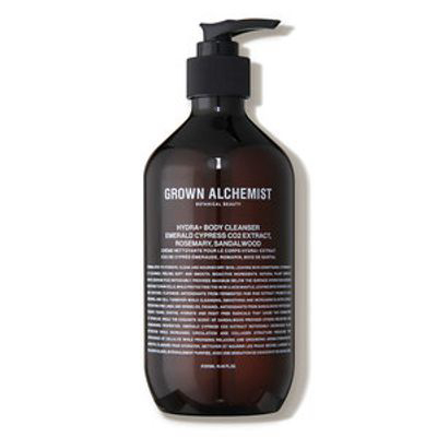 GROWN ALCHEMIST | Hydra+ Body Cleanser: Emerald Cypress Co2 Extract Rosemary Sandalwood