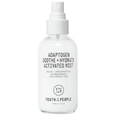 YOUTH TO THE PEOPLE | Adaptogen Soothe + Hydrate Activated Mist
