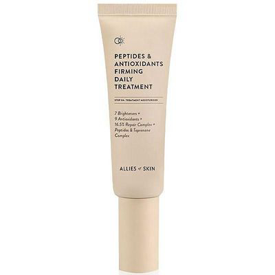 ALLIES OF SKIN | Peptides & Antioxidants Firming Daily Treatment