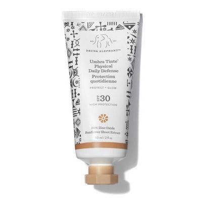 DRUNK ELEPHANT | Umbra Tinte Physical Daily Defense Sunscreen SPF 30