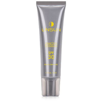UNSUN COSMETICS | Mineral Tinted Broad Spectrum Face Sunscreen SPF 30