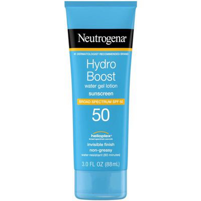 NEUTROGENA | Hydro Boost Water Gel Lotion Sunscreen SPF 50