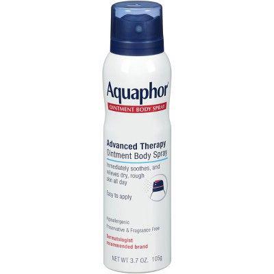 AQUAPHOR | Ointment Body Spray & Dry Skin Relief