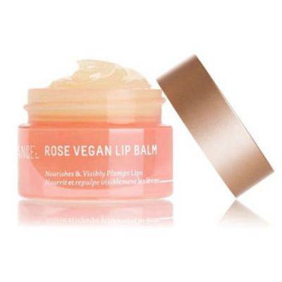 BIOSSANCE | Squalane+ Rose Vegan Lip Balm