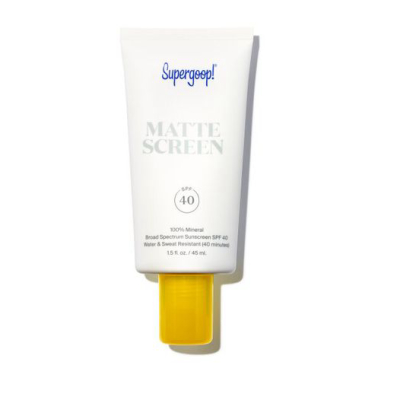 SUPERGOOP | Smooth And Poreless 100% Mineral Matte Screen