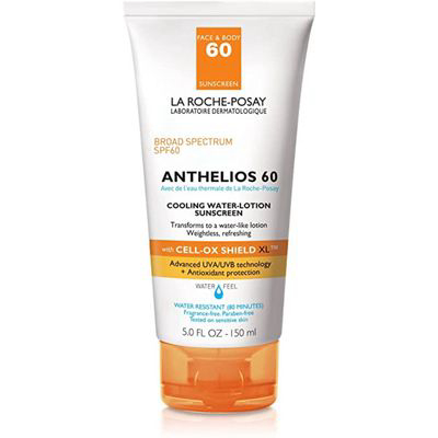 LA ROCHE-POSAY | Anthelios Cooling Water Lotion Sunscreen SPF 60