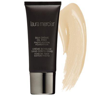 LAURA MERCIER | Silk Crème Oil Free Photo Edition Foundation - Bamboo Beige