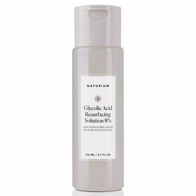 NATURIUM | Glycolic Acid Resurfacing Solution 8%