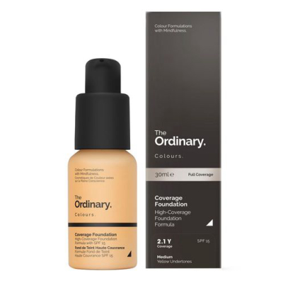ORDINARY | Coverage Foundation - 2.1 Y Medium
