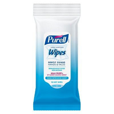 PURELL | Hand Sanitizing Wipes