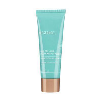 BIOSSANCE | Squalane + Zinc Sheer Mineral Sunscreen