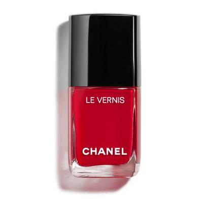 CHANEL   Le Vernis Longwear Nail Colour - Rouge Puissant