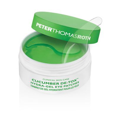 PETER THOMAS ROTH | Cucumber De-Tox Hydra-Gel Eye Patches