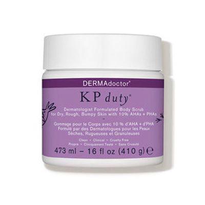 DERMADOCTOR | KP Duty Dermatologist Formulated Body Scrub
