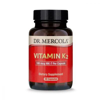 DR. MERCOLA   Vitamin K2 30 Capsules