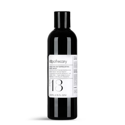 ILAPOTHECARY | Face-The-Day Exfoliating Body Wash