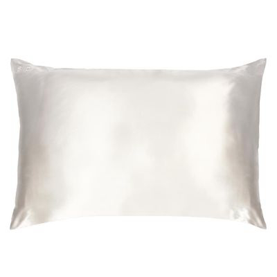 SLIP | Silk Pillowcase - White