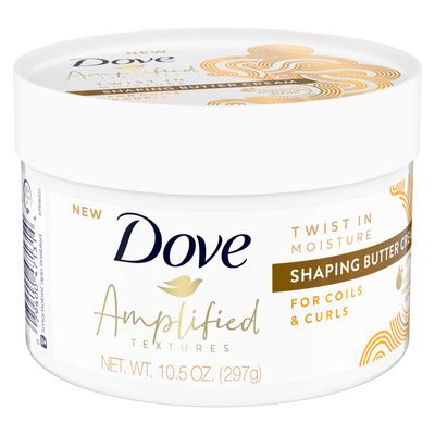 DOVE | Amplified Textures Shaping Butter Cream