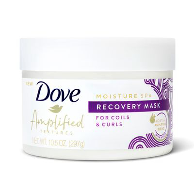 DOVE | Amplified Textures Honey Moisture Recovery Hair Mask