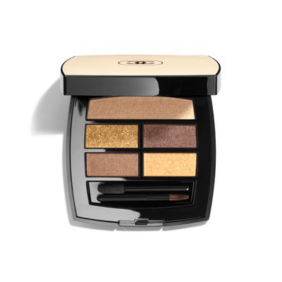 CHANEL | Les Beiges Healthy Glow Natural Eyeshadow Palette - Deep