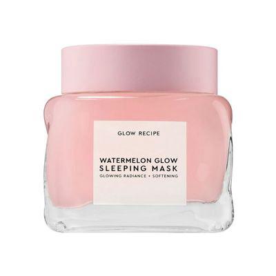 GLOW RECIPE   Watermelon + AHA Glow Sleeping Mask