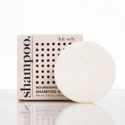 KITSCH   Nourishing Shampoo Bar