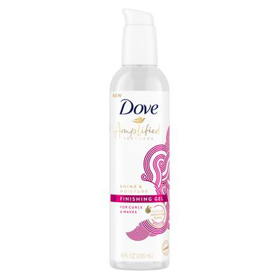 DOVE | Amplified Textures Shine & Moisture Finishing Gel