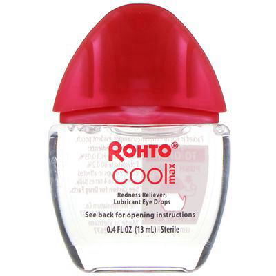 ROHTO | Cool Max Eye Drops