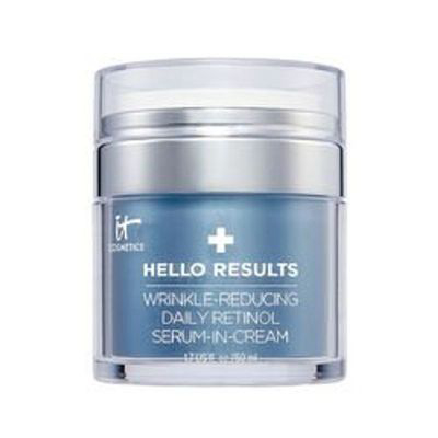 IT COSMETICS | Hello Results Wrinkle-Reducing Daily Retinol Serum-in-Cream