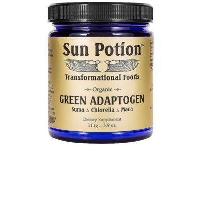 SUN POTION | Green Adaptogen Blend