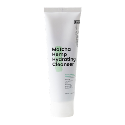 KRAVE BEAUTY | Matcha Hemp Hydrating Cleanser