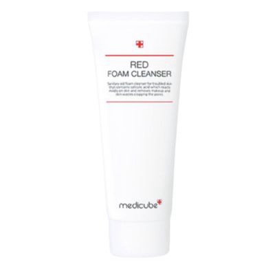 MEDICUBE | Red Foam Cleanser