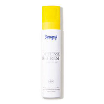 SUPERGOOP!   Defense Refresh (re)setting Mist (contains SPF)