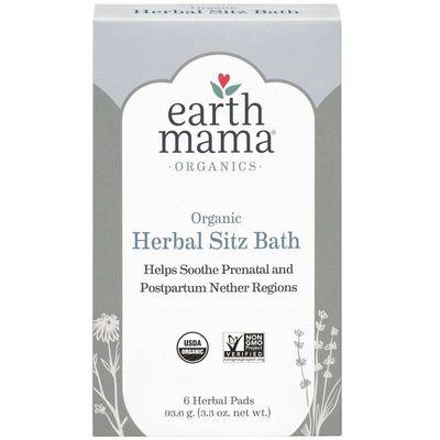 EARTH MAMA ORGANICS | Organic Herbal Sitz Bath
