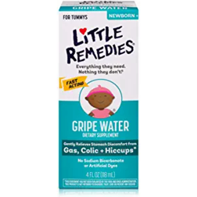 Little Remedies Gripe Water-No Alcohol