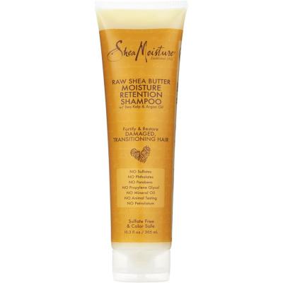 SHEAMOISTURE | Raw Shea Butter Moisture Retention Shampoo