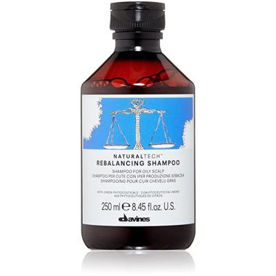 Davines Naturaltech Rebalancing Shampoo 8.45 Oz: Davines: Premium Beauty