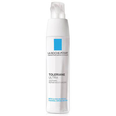 Charlotte25 for 25% off--La Roche-Posay Toleriane Ultra Intense Soothing Moisturizer For Very Sensitive Skin 1.35 Fl. Oz