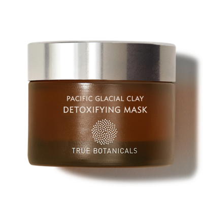 TRUE BOTANICALS | Pacific Glacial Clay Detoxifying Mask