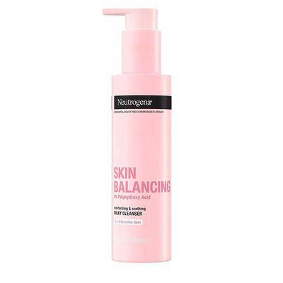 NEUTROGENA | Skin Balancing Milky Cleanser with 2% PHA