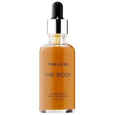 TAN-LUXE | The Body Illuminating Self-Tan Drops