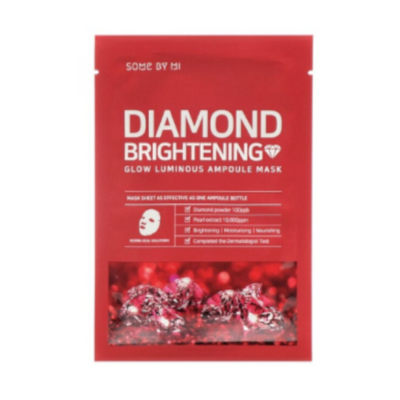 SOME BY MI | Red Diamond Brightening Glow Luminous Ampoule Mask