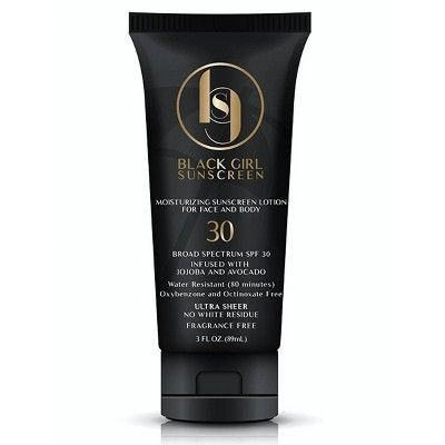 BLACK GIRL SUNSCREEN | Sunscreen