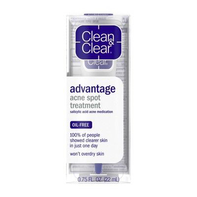CLEAN & CLEAR | Advantage Spot Treatment With Witch Hazel