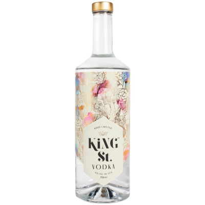 KING ST. VODKA | Bottle