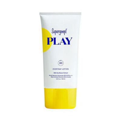 SUPERGOOP! | Play Everyday Lotion SPF 50 With Sunflower Extract