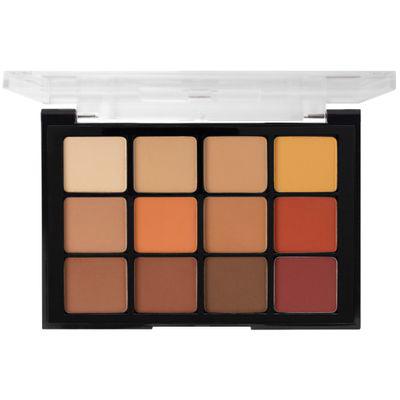 VISEART | Eyeshadow Palette - Warm Mattes