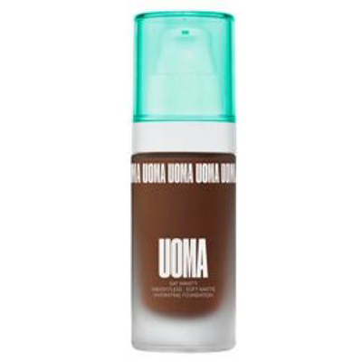 UOMA BEAUTY   Say What?! Foundation - Black Pearl - T1C