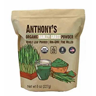 Anthony's Organic Barley Leaf Powder