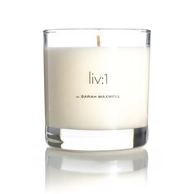 SARAH MAXWELL BEAUTY | Liv:1 Scented Candle